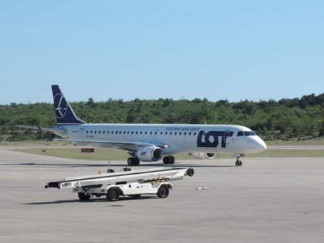 LOT Polish Airlines and Air Serbia will not come back at Rijeka Airport