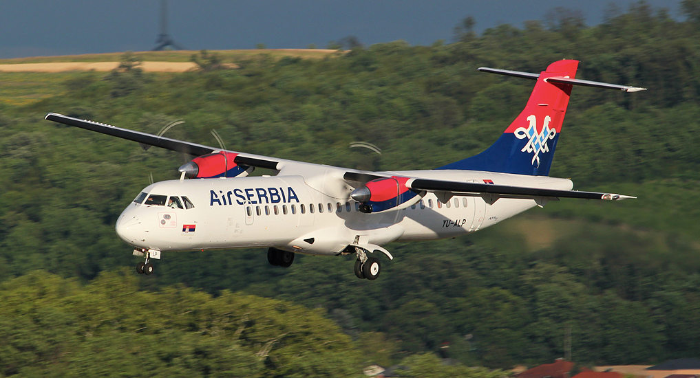 Air Serbia Reduced The Number Of Weekly Flights On Belgrade Zagreb Route