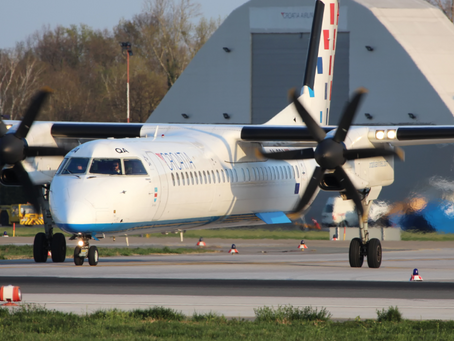 Croatia Airlines to operate charter flights between Ancona and Split