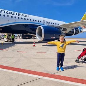 Trade Air flying again on regular charter flights to Greece!