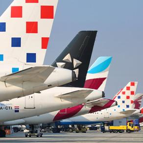 U Zagrebu danas gotovo 30 povratnih letova prema 15 europskih odredišta