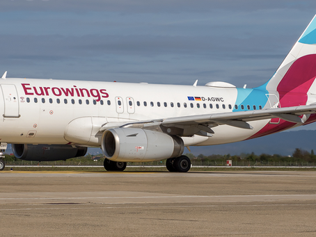 Eurowings to resume operations on 10 routes to Croatia
