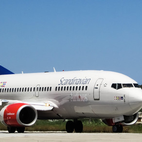 Scandinavian Airlines: 47 weekly flights on 7 routes to Croatia!