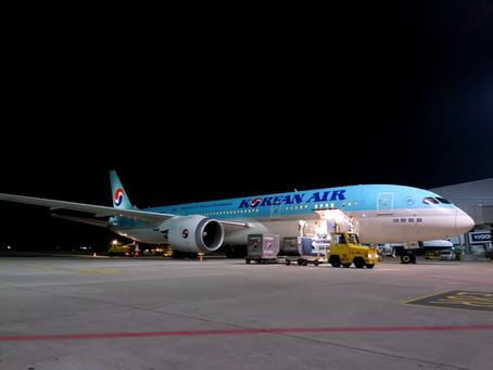 Korean Air will not return to Zagreb next year!