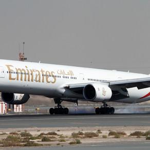 Emirates additionally postponed the start of the Dubai - Zagreb route