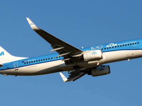 KLM to introduce the Amsterdam - Split route during Christmas holidays