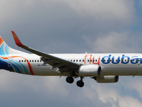 FlyDubai canceled flights to Zagreb, possible return in April!