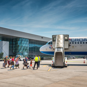 COVID-19 testing available at Split Airport