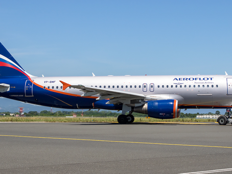 Aeroflot plans 4 routes to Croatia this summer!