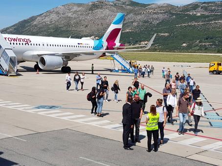 Dubrovnik želi brzi oporavak - objavljen novi poticajni program Zračne luke Dubrovnik