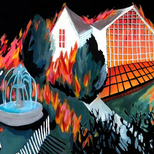 Mansion Fire