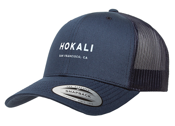 HOKALI Trucker Hat