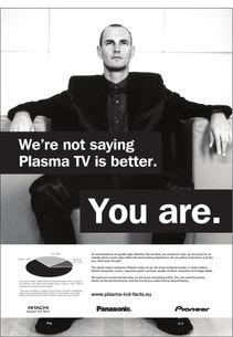 Plasma Collective - pan European campaign