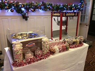 cnady floss popcorn hire glasgow