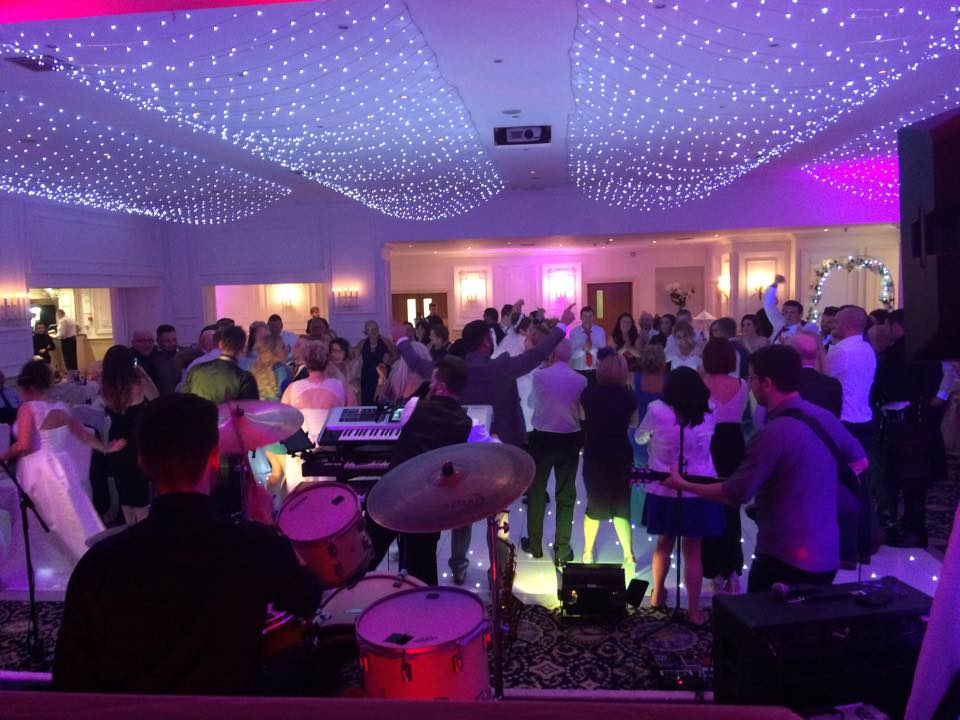 wedding dj glasgow