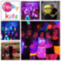kids disco hire glasgow