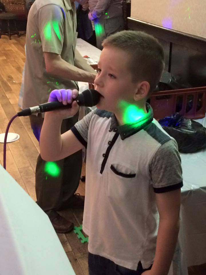 Kids dj hire glasgow