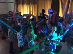 childrens disco hire glasgow