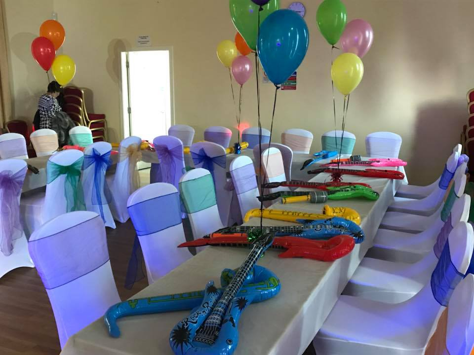 childrens disco hire glasgow