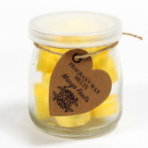 Soywax Melts Jar - Mango Fruits