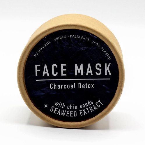Charcoal Detox Face Mask