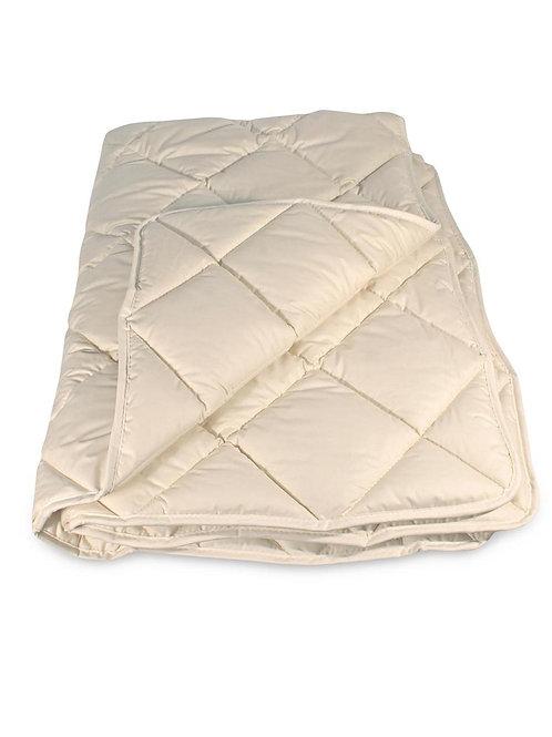 Organic Wool Cot Duvet (GOTS cert.)