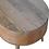 Thumbnail: Hand Crafted Solid Mango Wood Coffee Table with Oak Finish