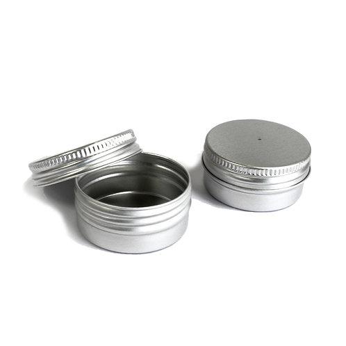 Aluminium Tins - 38x19mm