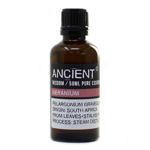 Geranium (Egypt) 50ml