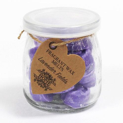 Soywax Melts Jar - Lavender Fields