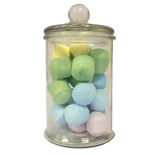 Candy Jars - Large Classic Clear