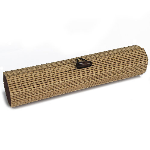 Tube Box 21.5cm - Natural
