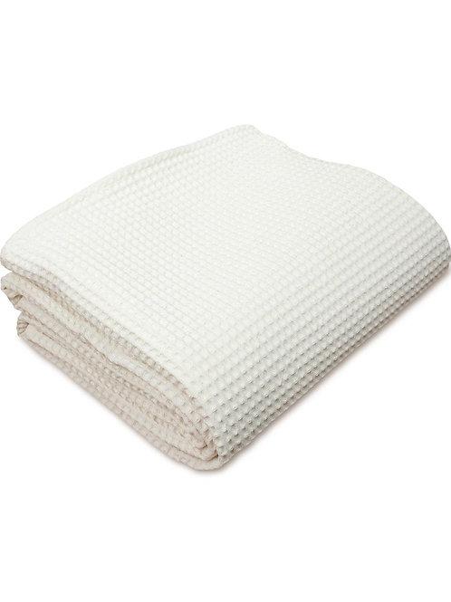 Organic Cotton Waffle Towel