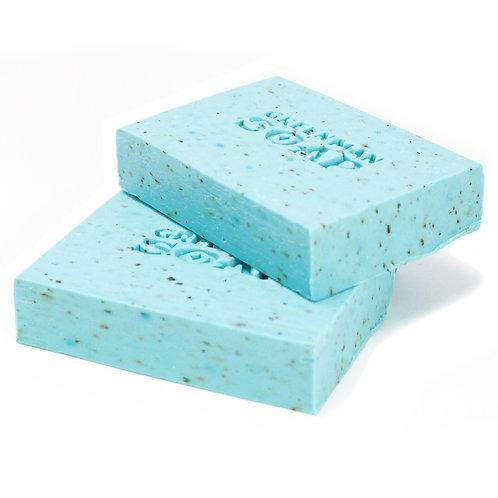 Greenman Soap Slice 100g - Morning Fresh