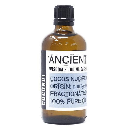Fractionated Coconut Oil - 100ml