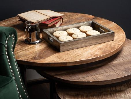 September Product Spotlight - Set of Three Nesting Tables