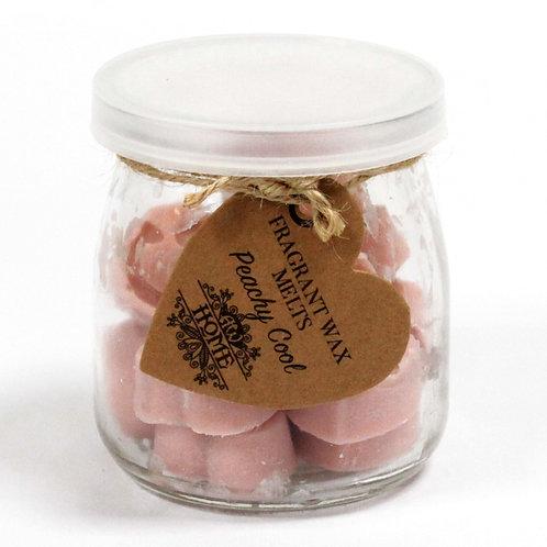Soywax Melts Jar - Peachy Cool