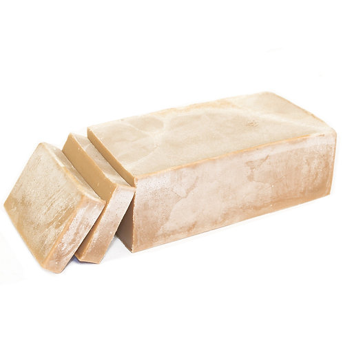 Double Butter Luxury Soap Loaf - Woody Oils