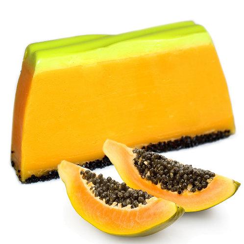 Tropical Paradise Soap - Papaya - SLICE approx 100g