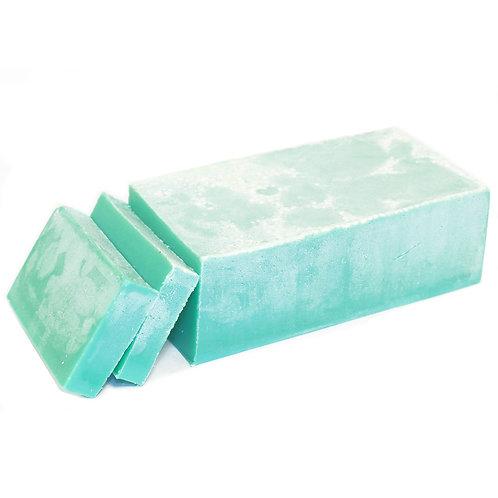 Double Butter Luxury Soap Loaf - Minty Oils