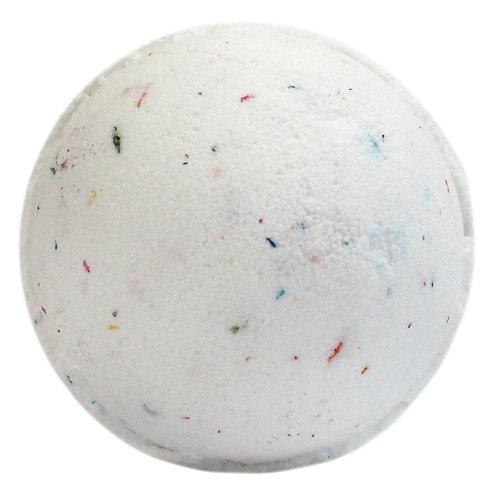 Tutti Frutti Bath Bomb - White & Multi