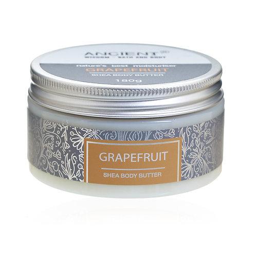Shea Body Butter 180g - Grapefruit