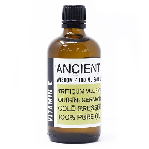 Natural Vitamin E Oil - 100ml