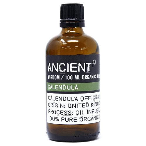 Calendula Organic Base Oil - 100ml