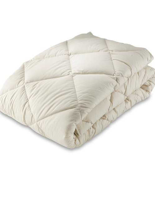 Organic Cotton and Silk All Year Duvet
