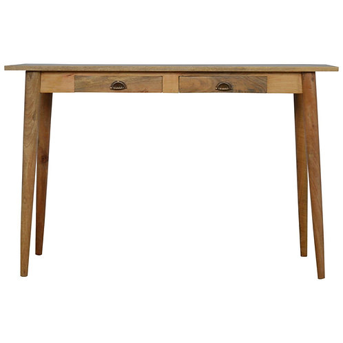 Nordic Chic Style Home Office Writing Desk