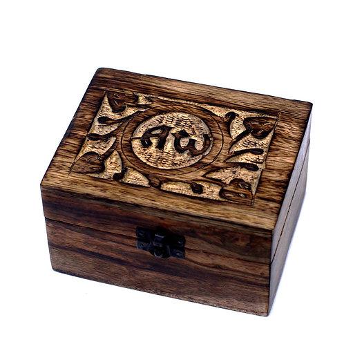Mango Aromathrapy Box - AW (holds 12)