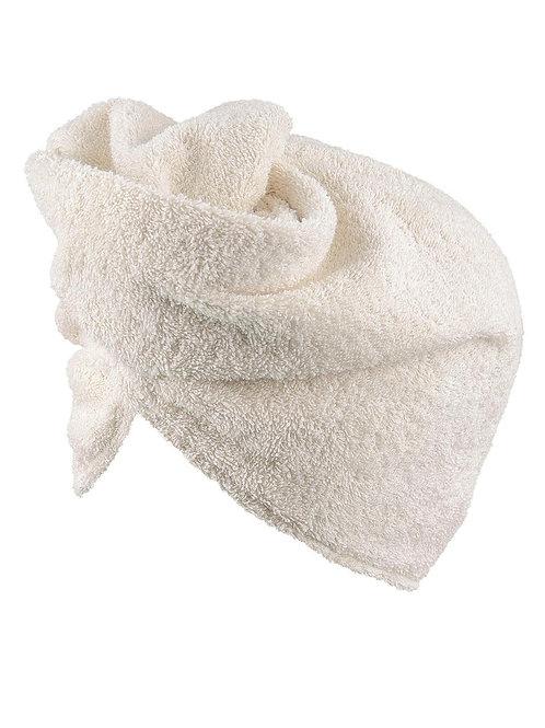 Organic Terry Cotton Hair Wrap