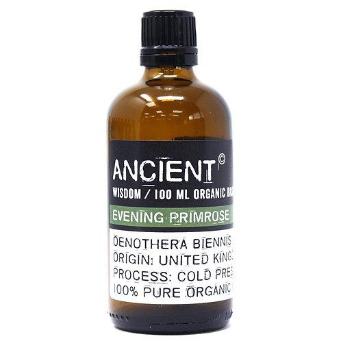 Evening Primrose Organic Base Oil - 100ml