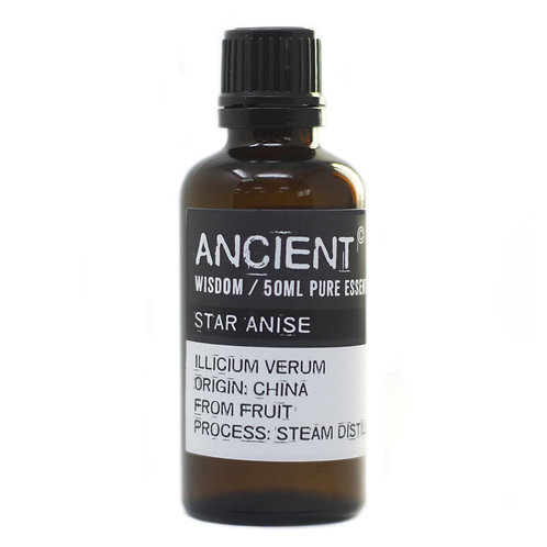 Aniseed China Star (Star Anise) 50ml